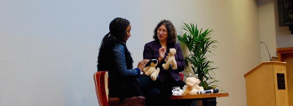 Gwyneth Moss at EFT Gathering